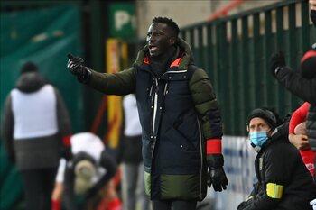 Première réussie pour Mbaye Leye à la tête du Standard