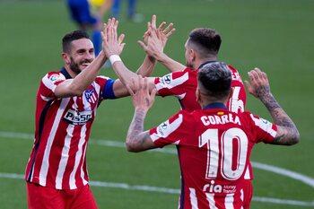 Real Madrid en FC Barcelona willen in het kielzog van Atlético Madrid blijven
