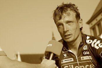 Wim Vansevenant, drie keer rode lantaarn in de Tour, de eerste van de laatsten