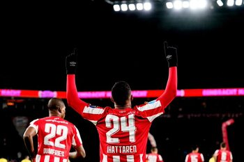 Le PSV s'est baladé à domicile face au Fortuna Sittard