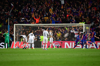 C'est parti pour la phase finale de la Ligue des champions avec un alléchant FC Barcelone - PSG