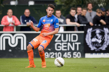 Westerlo legt talentvolle rechtsachter van AA Gent vast