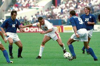 De openstaande rekening van Spaans bondscoach Luis Enrique met het Italiaans elftal