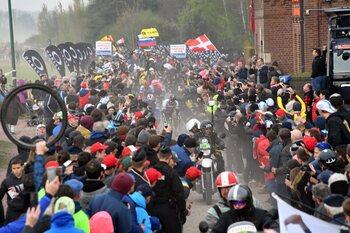 Quand se disputera Paris-Roubaix en 2022?