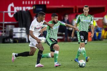 Le derby sévillan pour lancer la nouvelle année en Liga