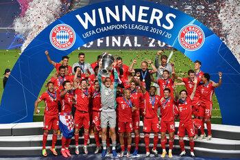 La Ligue des Champions reste 3 ans de plus sur Proximus Pickx