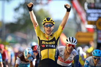 Is Wout van Aert de meest veelzijdige wielrenner van dit moment?