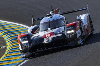 Wint grote favoriet Toyota voor de derde keer Le Mans?