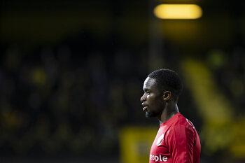 D1B Pro League XI van het seizoen // LINKSBACK // Gérald Kilota (RFC Seraing)