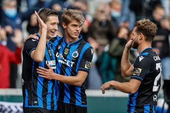 Speeldag negen met toppers Standard-Club Brugge en Genk-Charleroi