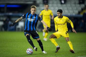 Le Club Bruges veut sa revanche contre Dortmund
