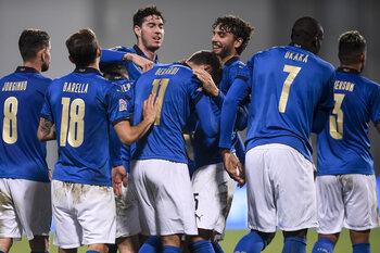L'Italie à une victoire du Final Four