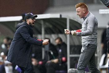 Will Still, plus jeune coach de D1 au Beerschot: un pari risqué ?