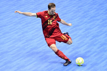 Les Diables Rouges Futsal ne doivent pas confondre vitesse et précipitation contre le Monténégro