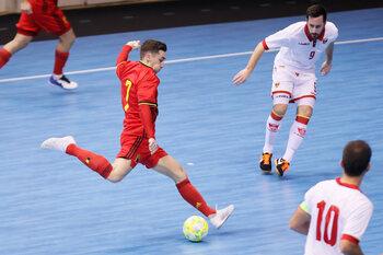 Les Diables Rouges Futsal doivent d'abord penser au Monténégro