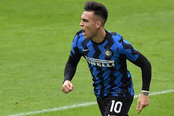 Derrière Romelu Lukaku, Lautaro Martinez est l'autre buteur en forme de l'Inter