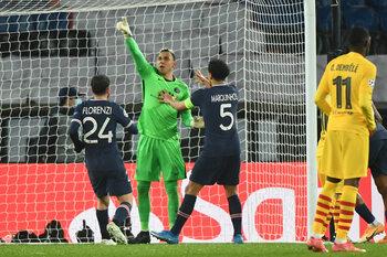 Keylor Navas évite une nouvelle remontada au PSG qui sort un FC Barcelone à l'honneur retrouvé