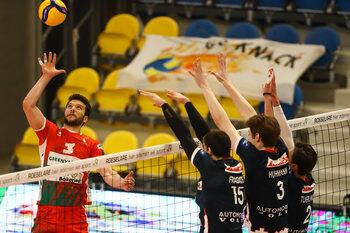Maaseik kan Roeselare breken in de finale van de Euromillions Volley League