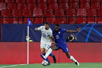La solidité défensive de Chelsea a eu raison des bonnes intentions portugaises