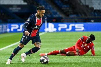 Il n'aura manqué qu'un but à Neymar pour vivre une soirée parfaite avec le PSG face au Bayern de Munich