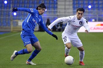 Anderlecht joue son va-tout pour la deuxième place face à Genk