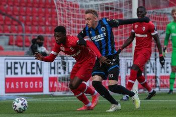 Haperende aanval van Club Brugge moet opstaan tegen Antwerp