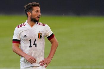 Dries Mertens, encore un joker de luxe ou vrai prétendant pour une place de titulaire à l'Euro 2020?