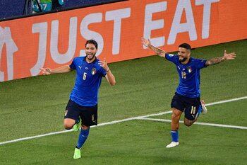 Italië en Wales bekampen elkaar voor de eerste plaats in Groep A