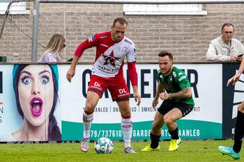 Leiden Dury, Simons en De Fauw Zulte-Waregem dit seizoen naar play-off 1?