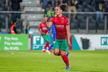 Speelt Theate tegen ex-club Standard zijn laatste wedstrijd voor KV Oostende?