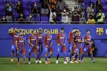 Barça moet het zonder Messi redden tegen Real Sociedad