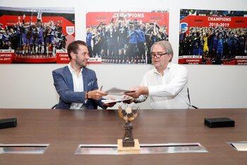 La Pro League et Eleven Sports signent le nouveau contrat TV pour les 5 prochaines saisons
