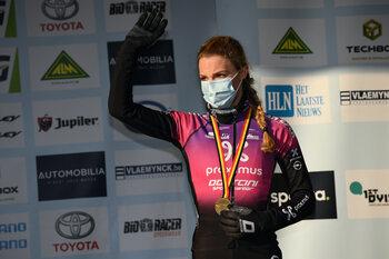 Voici tous les champions nationaux de cyclocross