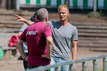 Karel Geraerts intègre le staff de l'Union comme entraîneur adjoint