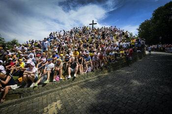 Le 'Ronde', la dernière religion des Flamands