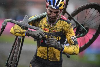 Wout Van Aert à Hulst et Overijse pour défendre son maillot de leader