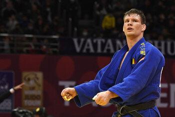 Matthias Casse pakt zilver na verlies in de finale op het EK judo in Lissabon