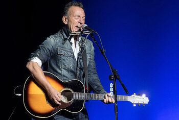"""Ne manquez surtout pas la sortie de """"Springsteen on Broadway"""""""