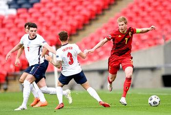 België gaat met sterker team Engeland te lijf voor plaats in Final Four