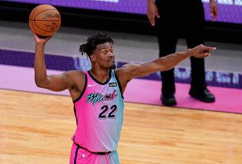 Jimmy Butler, de mal-aimé à leader d'un Miami Heat qui pourrait bien refaire le coup de 2020