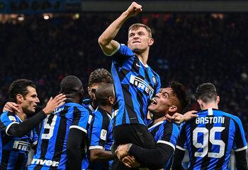 Inter rekent op Nicolò Barella om alsnog door te stoten in de Champions League