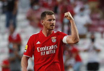 Jan Vertonghen, le patron de Benfica qui doit contenir le Barça