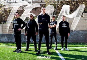 La star de foot Gareth Bale se lance dan l'e-sport avec Ellevens Esports
