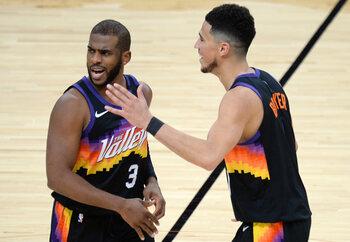 Les Suns de retour en playoffs : le soleil brille de nouveau à Phoenix