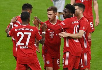 Claimt Bayern München tegen Mainz straks zijn negende landstitel op een rij?