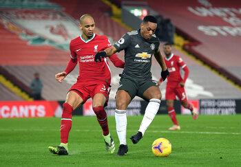 Blijft de verdediging van Liverpool overeind in de FA Cup-wedstrijd tegen Manchester United?