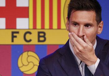 Même gratuitement, Lionel Messi n'aurait pas pu rester au FC Barcelone