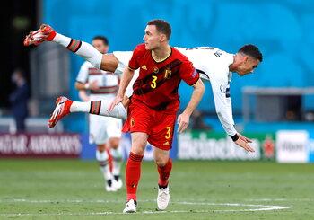Thomas Vermaelen a mis Cristiano Ronaldo et toute la Belgique dans sa poche