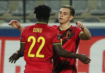 Leandro Trossard et Jérémy Doku ont-ils gagné leur ticket pour l'Euro?