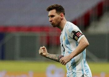Copa America zet zich schrap voor droomfinale tussen supersterren Lionel Messi en Neymar